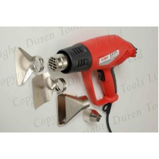 Duren Electric Hot Air Gun with Accessory Kit 331265