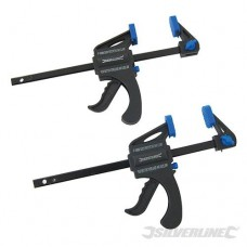 Mini Clamps 2pk