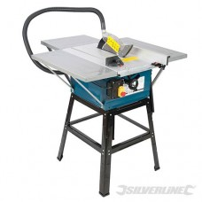 Silverstorm 1600W Table Saw 254mm