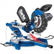 "Clarke 10"" Sliding Compound Mitre Saw (230V)"