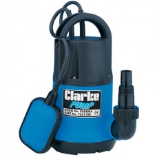 "Clarke CSE400A 1½"" BSP outlet, 1""- 1/2"" Steped Nozzle, Submersible Water Pump"