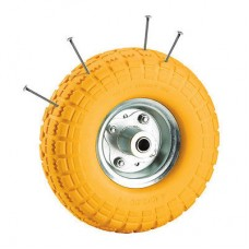 "Clarke PF200 8"" (200mm) Wheel With Puncture Proof Tyre"