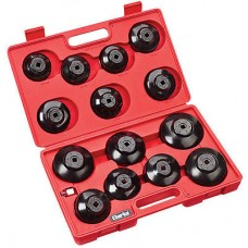 Clarke CHT695 Oil Filter Cap Wrench Set