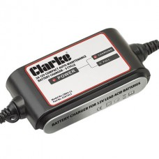 Clarke CB03-12 2A Auto Battery Charger/Maintainer – 3 Stage