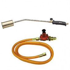 Clarke PC260/60 Gas Torch Complete with 10m Hose & Regulator