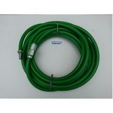 Air Line / Hose High Quality Double Skinned Braided Reinforced 10m X 10mm HiFlow