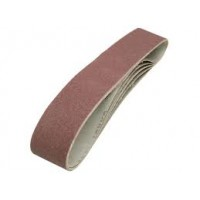 Sanding Belts, 120 Grit for Clarke CS4-6C/D, Sealey SM914/14, Fox F31-462