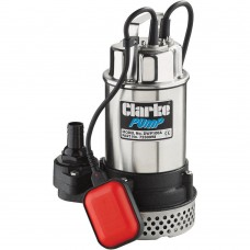 "Clarke DWP150A 1.5"" Submersible Dirty Water Pump With Float Switch"