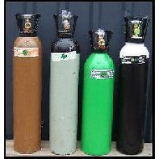 5% Argon / CO2 Mix Mig Welding Cylinders 9 Ltr Size ( cylinder exchange)