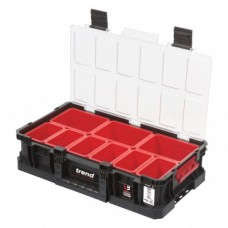 MS/C/100B9 - MODULAR STORAGE COMPACT BOX 100MM C/W 9 BINS