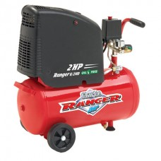 Clarke Ranger 6/240 2hp 24 Litre Oil Free Air Compressor