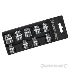 "Socket Set 3/8"" Drive Metric 9pce"