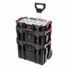 MS/C/SET3C - MODULAR STORAGE COMPACT CART SET 3PC