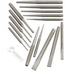 Clarke ET138 16-piece Punch & Chisel Set