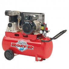 Clarke Boxer 14/50P 3hp 50 Litre Belt Driven Air Compressor (110V)