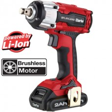 "Clarke CIR18LIC 1/2"" Drive 18V 450Nm Brushless Impact Wrench with 2Ah Battery"