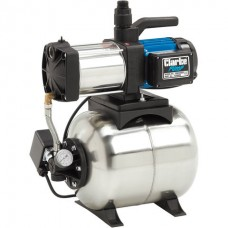 Clarke CBM250SS 1 Inch Stainless Steel Booster Water Pump