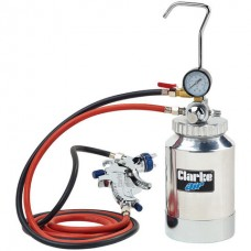 Clarke CPP2B Pressurised Paint Container (2 Litres)