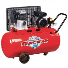 Clarke Racer 9/100P 2hp 100 Litre Belt Driven Air Compressor (230V)