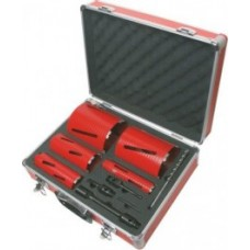 Dart Red Ten Diamond Core Drill Sets