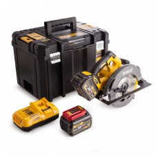 DeWalt DCS575 XR FLEXVOLT 2x6.0Ah Circular Saw TSTAK Kit