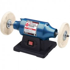 Clarke CBB150 250W 6'' Bench Buffer/ Polisher (230V)