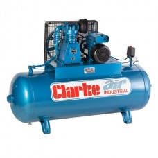 Clarke XEV16/200 O/L Industrial Air Compressor (230V)