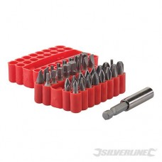Screwdriver Bit Set 33pce