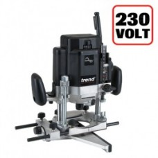 "Trend T10 1/2"" Variable Speed Router 2000W 230V"