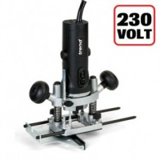 "Trend T4 1/4"" Variable Speed Router 850W 230V"