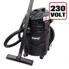 T31A - WET & DRY EXTRACTOR 1400W 230V - UK SALE ONLY