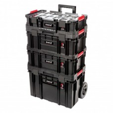 MS/C/SET4C - MODULAR STORAGE COMPACT CART SET 4PC