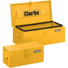 Clarke CC6748D 2 Piece Truck Toolbox Set