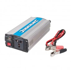 Silverline 12V Inverter 300W (Single Socket)